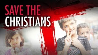 """CALGARY premiere of """"Save the Christians"""" movie: April 19"""