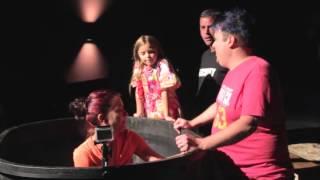 Sarah Burns Baptism