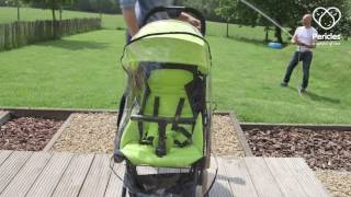 XS - COMPACT LIGHTWEIGHT STROLLER  PERICLES