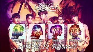 FTISLAND 18th Single『Pretty Girl』全曲ダイジェスト