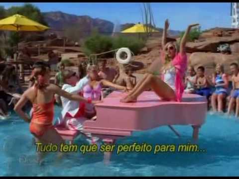 Fabulous En Portugues de High School Musical Letra y Video