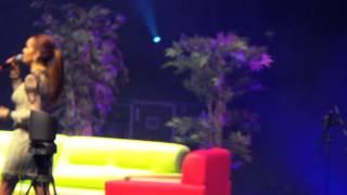 Beyaz Show Live Düsseldorf 21.12.2013 Bengü Mitsubischi Electric Halle