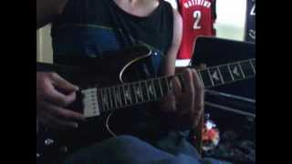 Give Me One Good Reason guitar cover