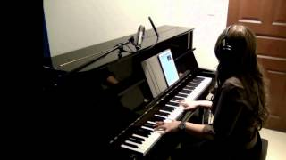 Viva Forever by Spice Girls (piano cover)