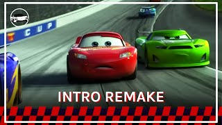Cars 1 intro remade with Cars 3 scenes