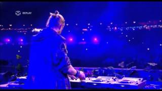David Guetta Live In Tomorrowland 2016 Me Myself & I