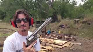 World's Biggest Handgun! .500 S&W Magnum!