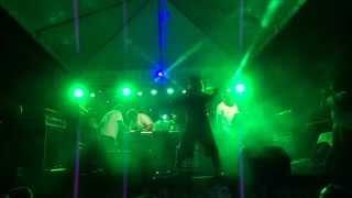 Cidade Verde Sound System - Mensagem Antiga - Reveillon Algodoal 2013/14