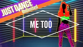 Just Dance Unlimited - Me Too by Meghan Trainor - Fanmade Mashup.