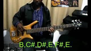 Naiara Azevedo 50 Reais  cover (baixo e cifra ) tocando facinho