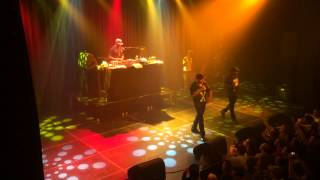 Mobb Deep - Give up the goods live in Amsterdam