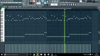 Deorro - Five hours (FL Studio chords remake) FREE FLP