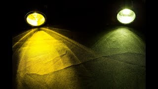 Why Do Yellow LEDs Look Green? | Yellow LED Fog Lights from Diode Dynamics