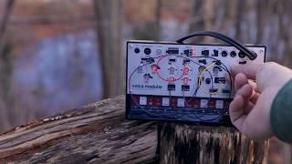 KORG volca modular: Modular, Meet volca