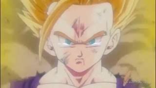 Gohan Turns SSJ2 with Gohan vs Cell Jr Theme
