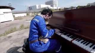 Fallout 4 Main Theme Instrumental Piano Cover