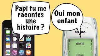 Si l'iPhone parlait à son ancêtre - Pierre Croce