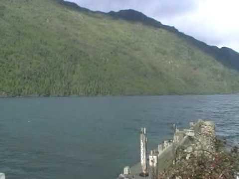 Viaje por Sudamerica di Giacomo Sanesi. Puelo (ARG). 00967 – lago puelo 2
