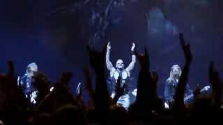 Sabaton - To hell and back, Live in New York 2015