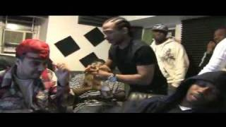 French Montana - Bricks & Walls [In Studio Performance]