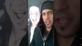 Punisher Martinez envía un saludo a los lectores de Solowrestling.com