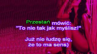 Karaoke EDYTA GÓRNIAK - To nie tak jak myślisz
