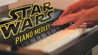 STAR WARS - Powerful Piano Medley | John Williams