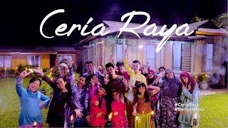 Lagu Raya: Ceria Raya [MV] Mark Adam, Najwa Latiff & Ceria Popstar #CeriaRaya