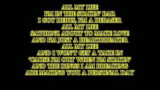 Popcaan - All My Life Lyrics