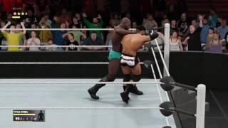 WWE 2K17: ataques post combate