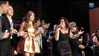 Gloria Estefan & Ensemble at In Performance at the White House: Fiesta Latina (Finale)