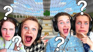 WHICH KID BUILDS THE BEST UNDERGROUND BASE *winner announced* Minecraft Gaming w/ The Norris Nuts