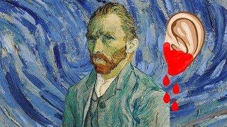 Van Gogh realmente cortou a orelha e entregou a uma prostituta?