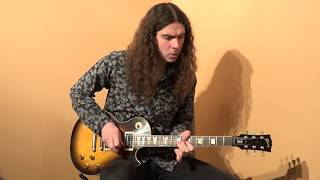 Eagles - Hotel California Guitar Solo (Cover by Mike MacKenzie)