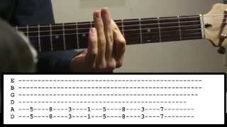 Three Days Grace - Human Race - Guitar Lesson