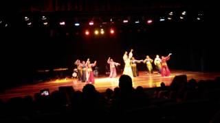 Cia Amarantha - 3o Misterios do Oriente 2016 - Teatro Municipal de Poá