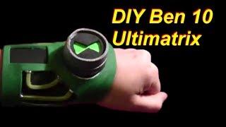 Ben 10 Ultimatrix DIY Cheap and Easy