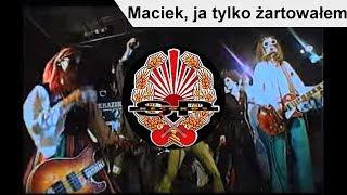 KAZIK - Maciek, ja tylko żartowałem [OFFICIAL VIDEO]