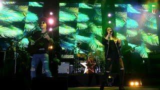 El dueto Jesse y Joy se presentó en Tijuana