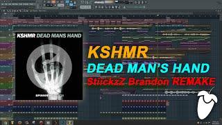 KSHMR - Dead Man's Hand (Original Mix) (Original Mix) (FL Studio Remake + FLP)
