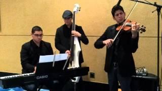 Violin D' Gala    Tema: Tu vives en mi Pensamiento de Eladio Torres
