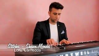 STITCHES-SHAWN MENDES- Piano cover-