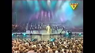 Michael Jackson Wanna Be Starting Somethinn-Stranger In Moscow live in Amsterdam 1997
