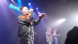 MIC LOWRY - Candy Coated Lies (Live) March 11,2017  'Troubadour'🔥