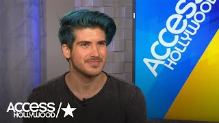 Joey Graceffa Describes His New YouTube Red Series 'Escape The Night' | Access Hollywood