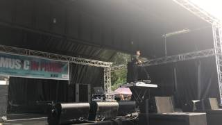 "MAALA, ""Lose Your Love"", Live at Three Kings Park, Auckland, New Zealand"