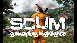 Awesome SCUM highlights 2019 edition