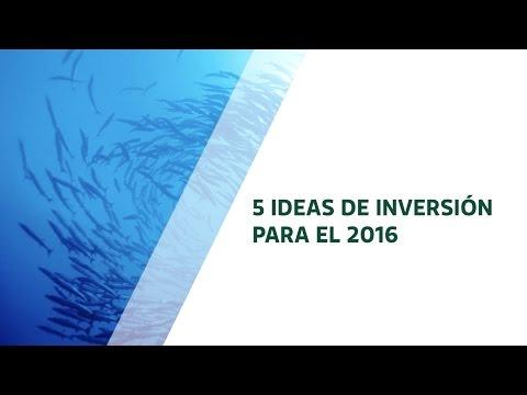Carlos Andrés (Director de Inversión de March Asset Management) hace un breve repaso de los acontecimientos del 2015 y apunta las nuevas ideas de inversión seleccionadas para el 2016.