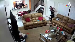 Unlocked Door Leads to Violent Pembroke Pines Home Invasion | NBC 6