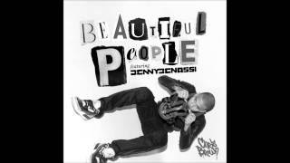 Chris Brown - Beautiful People. ft Benny Benassi (HQ)